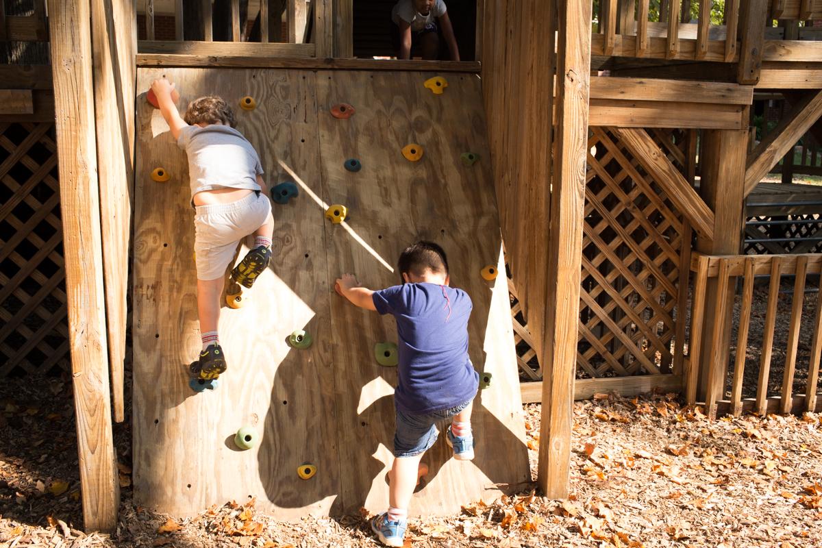 A Child\'s Garden - New Garden Friends School