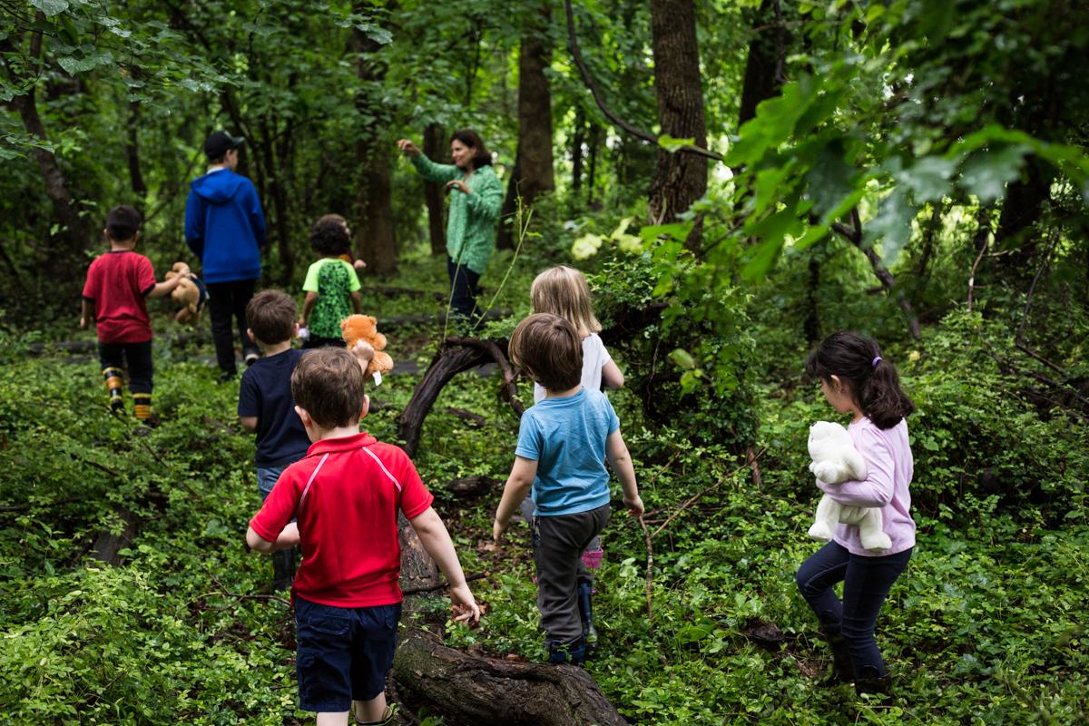 Transitional Kindergarten - New Garden Friends School